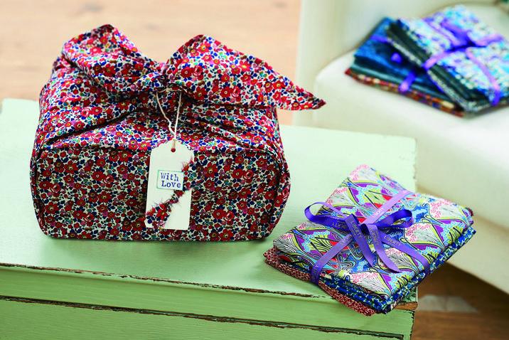 furoshiki gift christmas