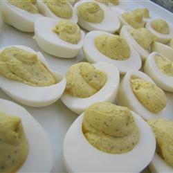 Classic Savory Deviled Eggs | Recipe