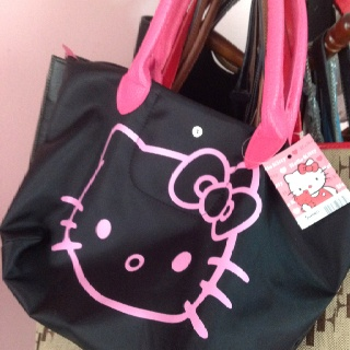 hk shopping bag: