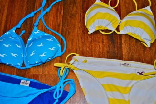 Hollister bikinis | Bikinis, Tanks & Shorts | Pinterest