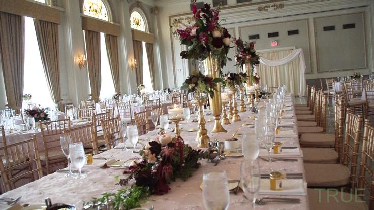 Wedding Decorations At The Westin In Columbus Ohio Beautiful