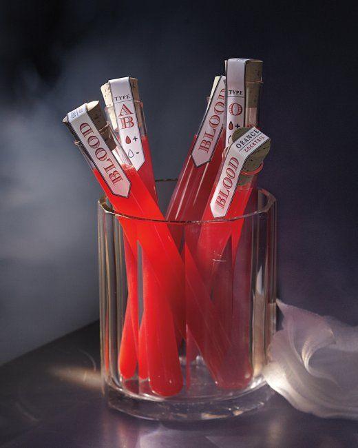 Blood-Orange Cocktails Recipe | Cooking | How To | Martha Stewart ...