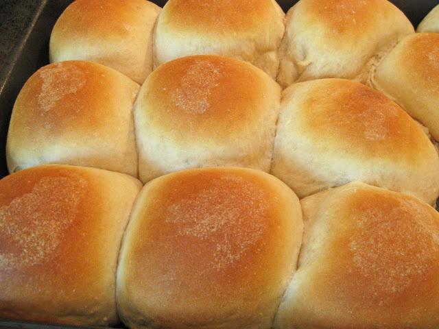 Buttery Sweet Whole Wheat Dinner Rolls | breads | Pinterest