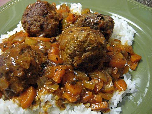 Hungarian Meatballs | Got to love food. | Pinterest