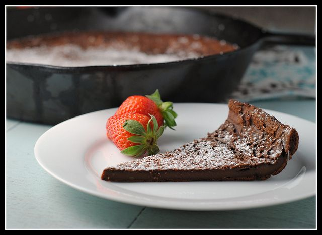 Chocolate Dutch Baby | Healthy Recipes | Pinterest