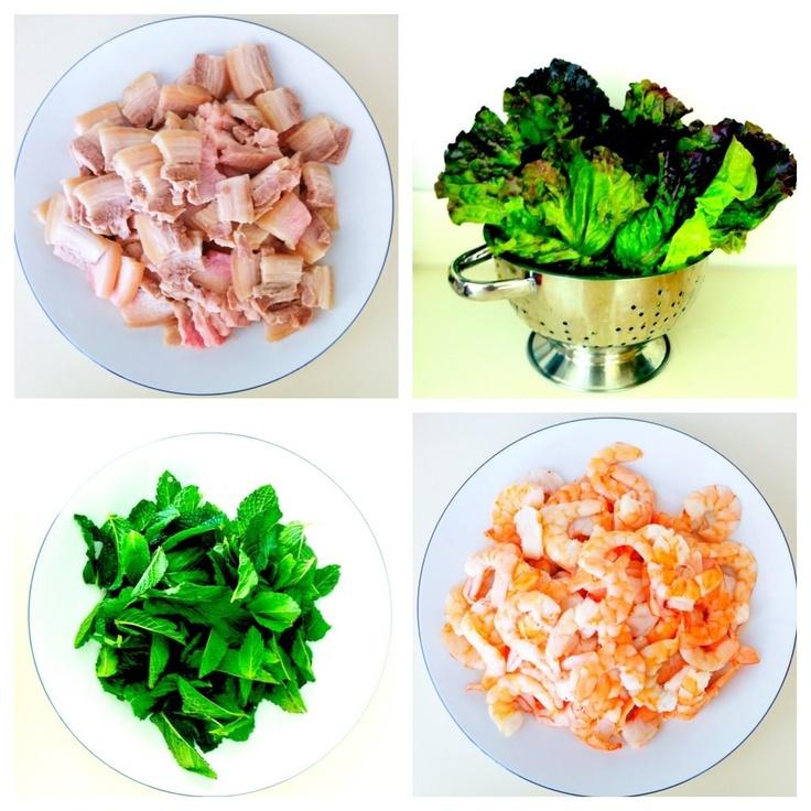 Pork And Shrimp Summer Rolls Recipes — Dishmaps