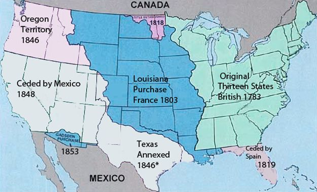 Westward Expansion | Teacher Stuff! | Pinterest