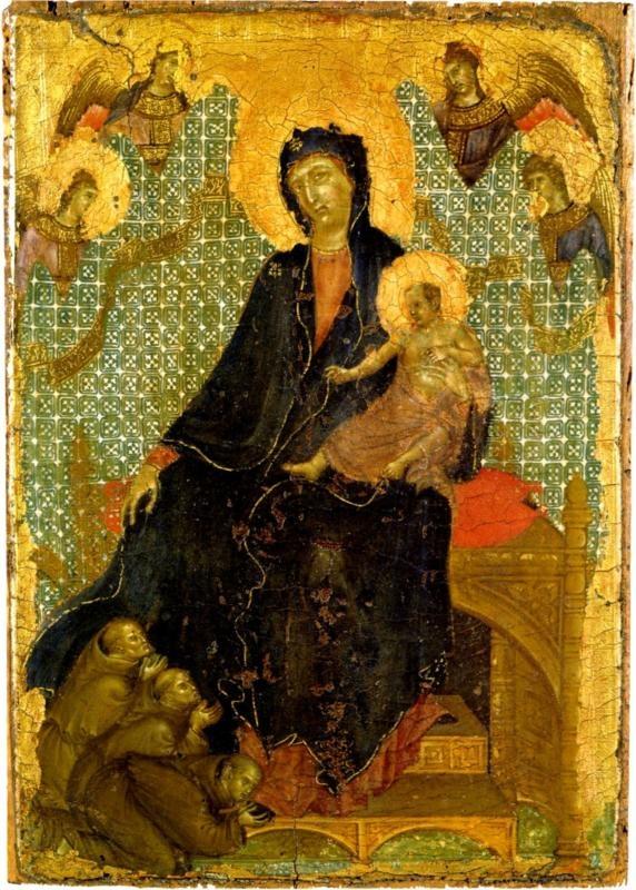 Duccio - WikiPaintings.org | Pintura de los siglos XIV y XV en Siena ...