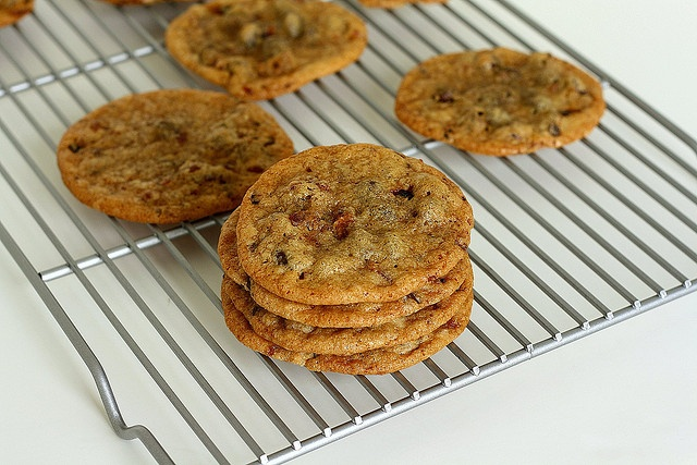 Candied Bacon Chocolate Chip Cookies | Give a Mouse a Cookie... | Pin ...