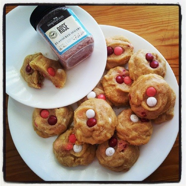 cookies for valentines day yiah rose sugared and raspberry m amp m s ...