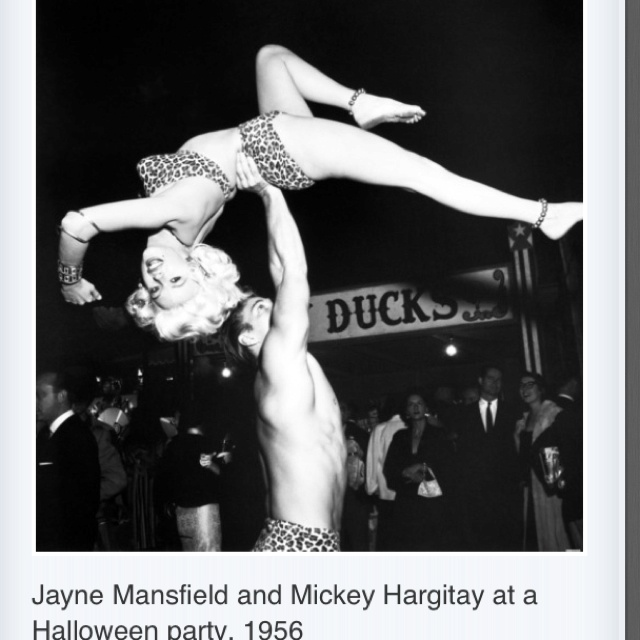 Pinterest discover and save creative ideas for Jayne mansfield and mickey hargitay