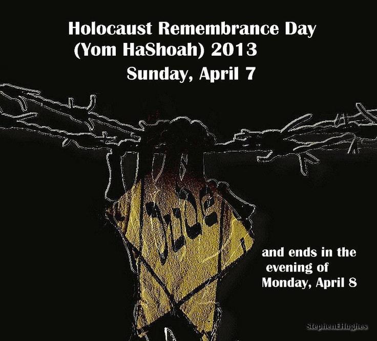 holocaust memorial day uk