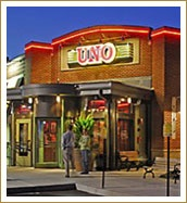 """Uno's...a """"must"""" when in Chicago...yummy!"""