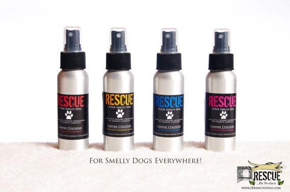 Natural Organic Dog Perfume