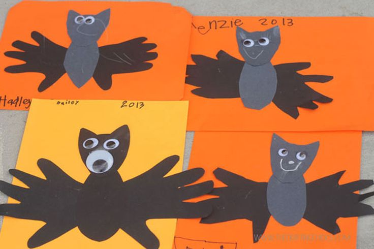 Need a good Halloween craft project for your kids Heres one that  Halloween Craft Ideas For Grade 5
