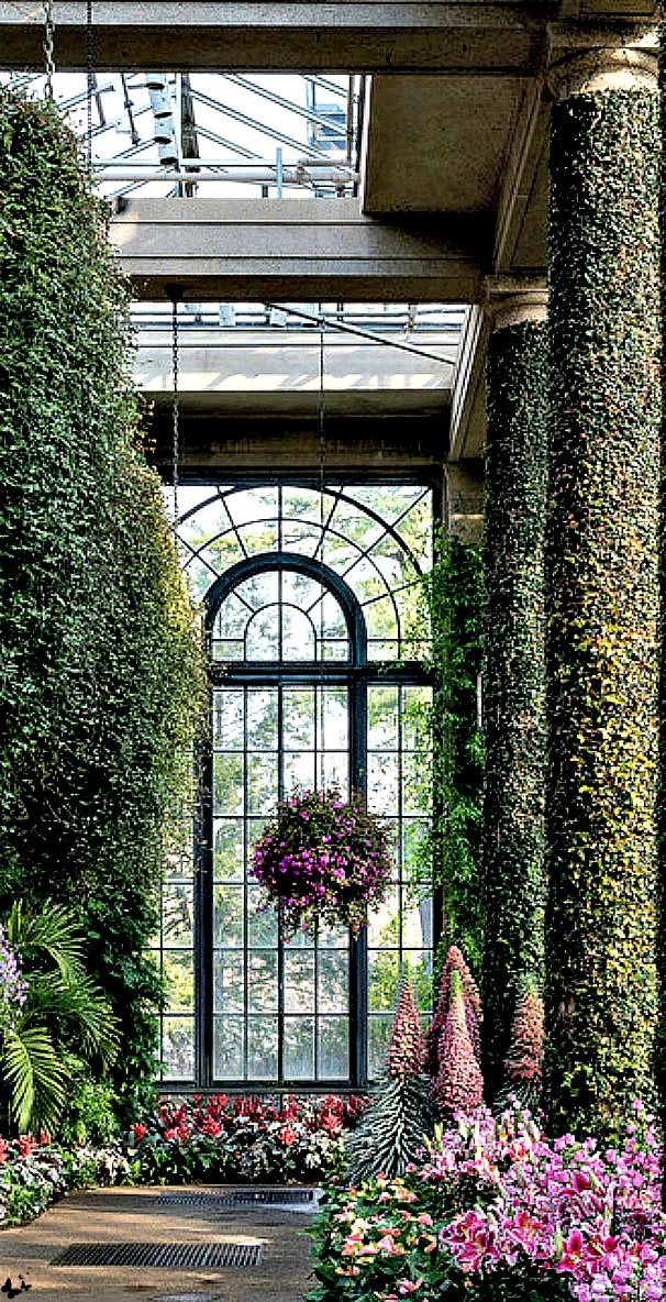 Gardeningattheadore stunning garden room for Landscaping longwood