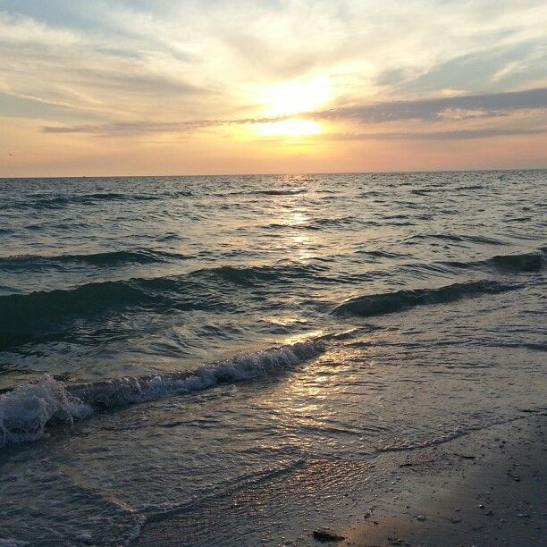 Sunset st pete beach beach life pinterest
