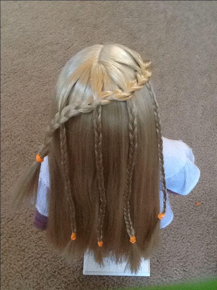 American girl doll hair ideas american girl doll hair