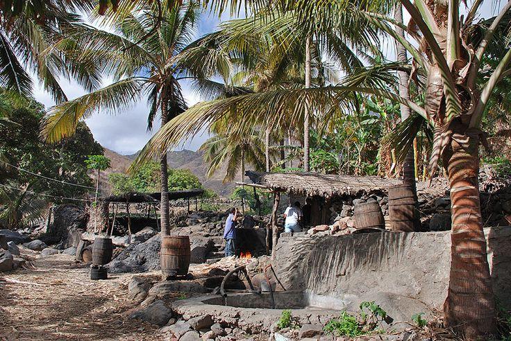 São Nicolau Island Cape Verde