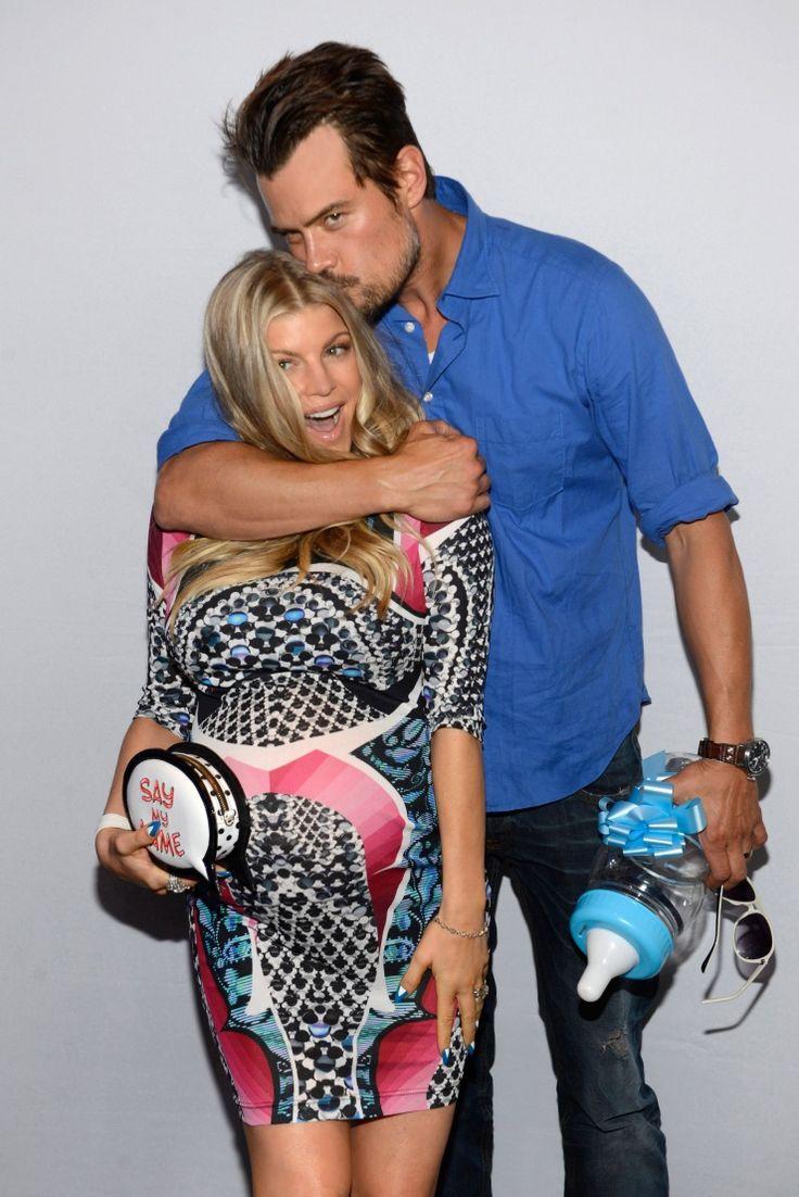 Fergie And Josh Duhamel | GRAMMY.com