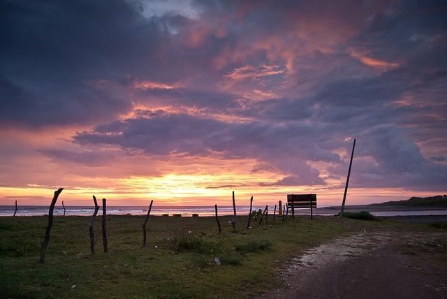 Isla Juan Venado, localizada frente a la localidad de Las Peñitas. León, Nicaragua.    Carlos Herrera  www.carlosherrerafotografia.com