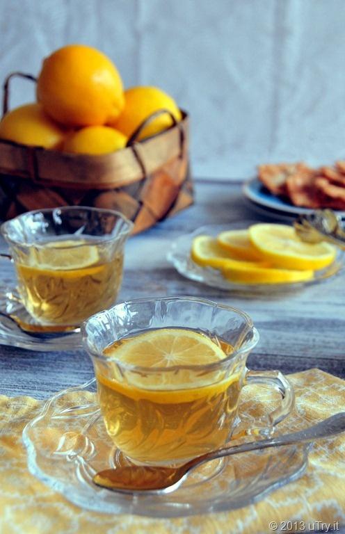 Jasmine Tea with Honey and Lemon | Tea | Pinterest
