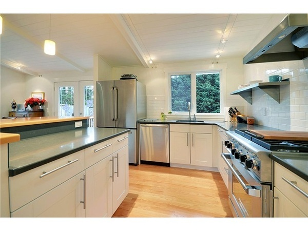 Pin by colleen delaney butter on kitchen ideas pinterest for Kitchen ideas for split level homes