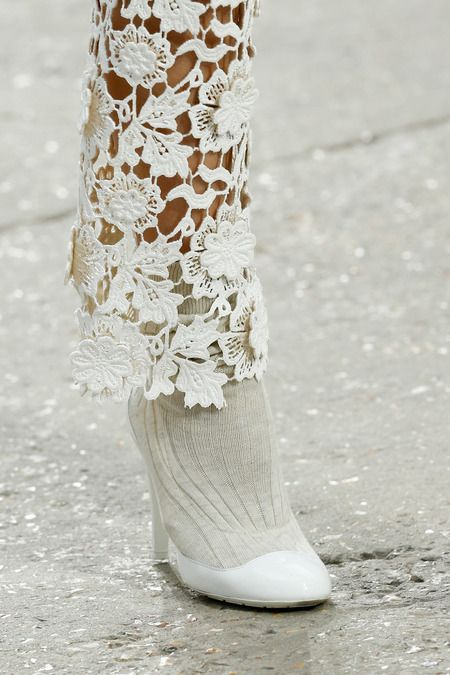 Chanel - Spring  2014 - Ready-to-Wear Collection - @~ Mlle