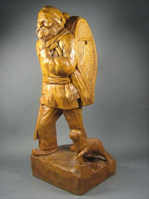 Fortin Quebec Wood Carving : | CARVING WOOD | Pinterest