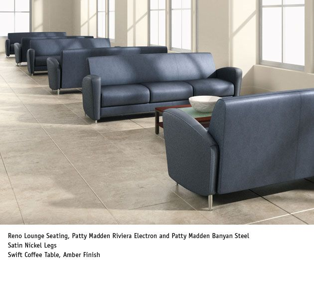 National Office Furniture Reno Lounge Seating In