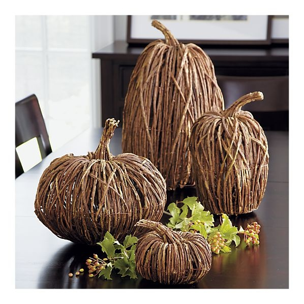 cute fall decor centerpiece...