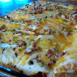 Brunch Enchiladas | The Most Important Meal Of The Day | Pinterest