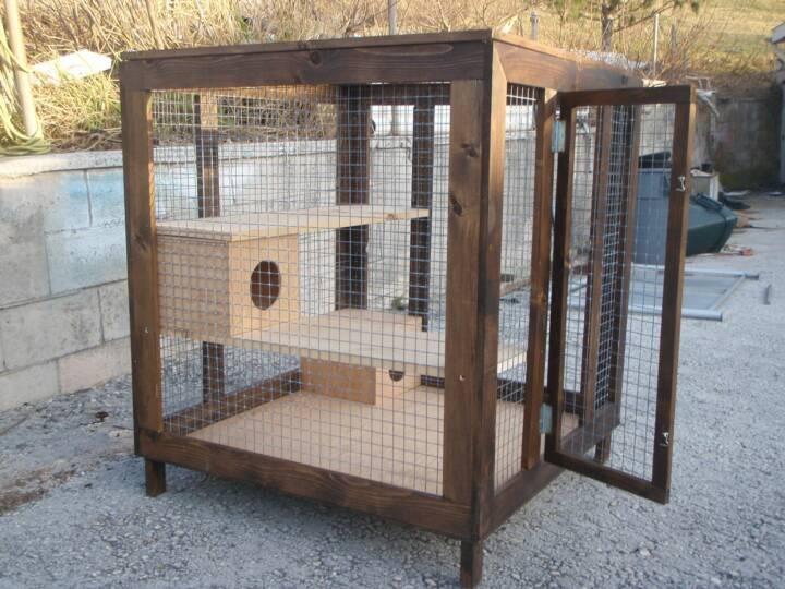 Homemade Chinchilla Cages | Car Interior Design