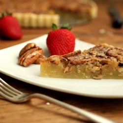 "Bourbon Pecan Pie by VintageKitchenNotes | Cakes and Sweet Treats ""si ..."