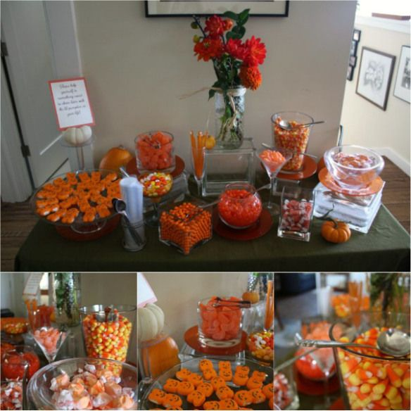 Pumpkin Baby Showers