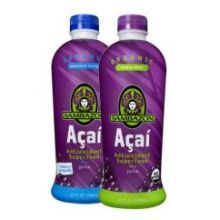 Organic acai juice (strongest antioxidant!) at Costco, and elsewhere ...