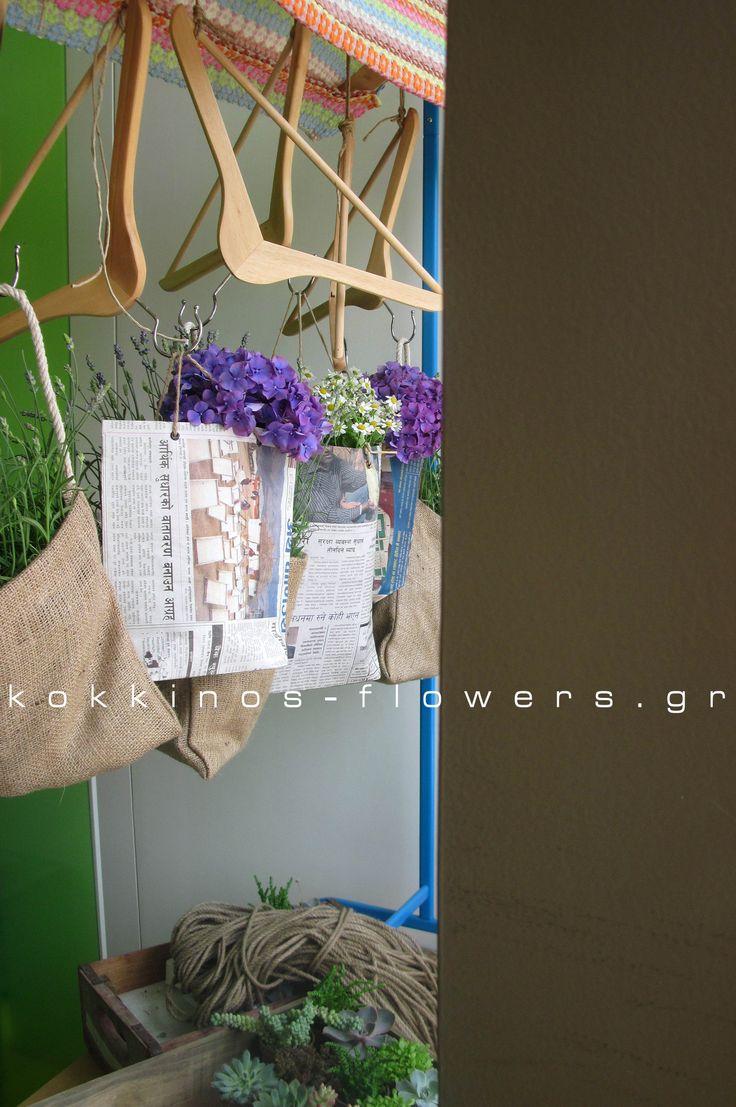 May 2014 Eco Friendly Shop Window