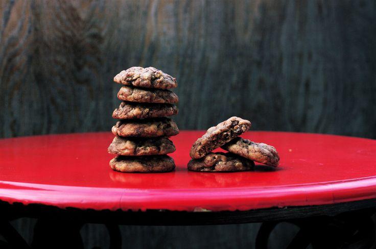 Chocolate Chip Biscoff Cookies | BISCOFF. | Pinterest