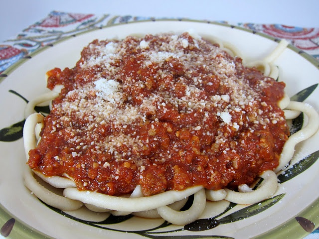 Slow Cooker bolognese sauce | Slow cooker recipes | Pinterest