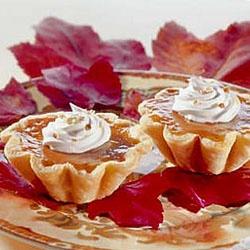 Harvest Pumpkin Tarts Recipe - Allrecipes.com