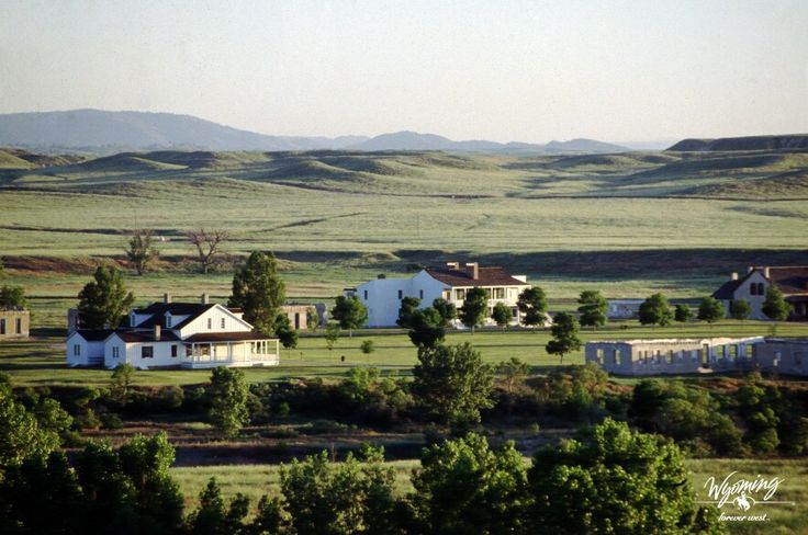 Fort Laramie Wyoming Places To See Pinterest