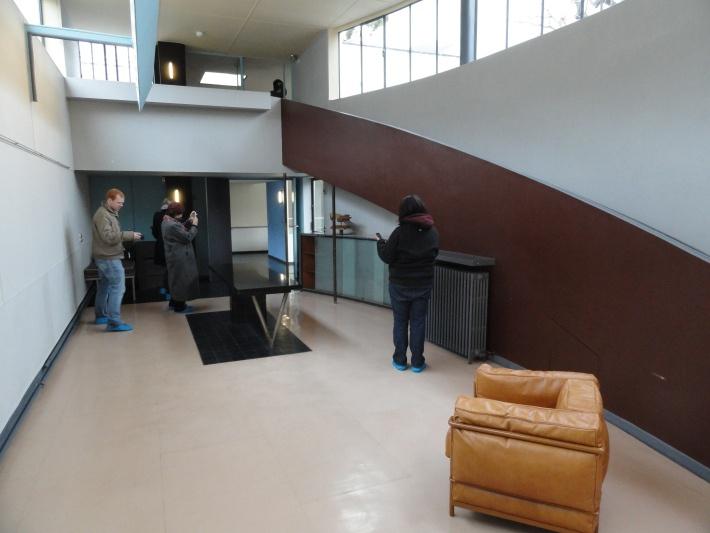Le Corbusier Villa La Roche Interior Biographical Le