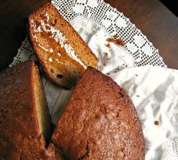 Gateau De Sirop | Cajunlicious Make this with Rogers Golden Syrup!