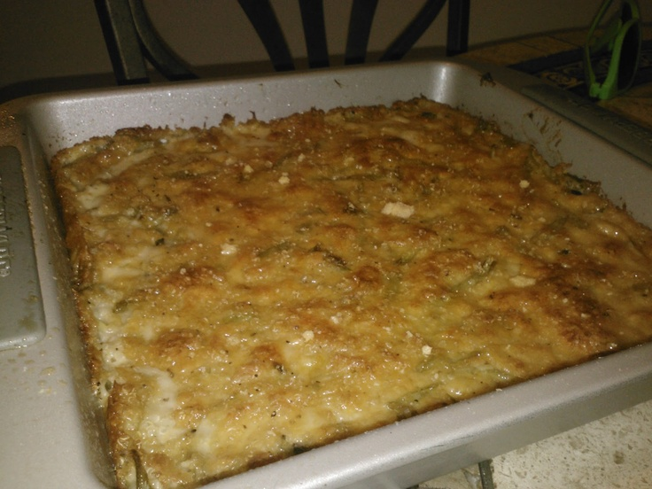 Skinny Green Bean Quinoa Casserole | Motivate Healthy