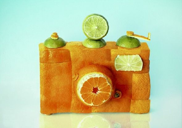 Creative Food Sculptures | Picame - Daily dose of creativity