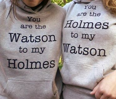 AHHH. @evaschon Where can these be bought, Sherlock?? =)