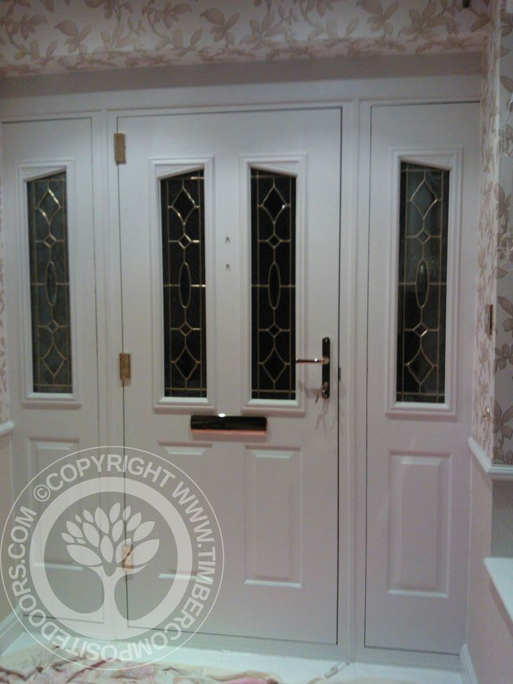 Pin by timber composite doors on installed by timber for Front door quote online