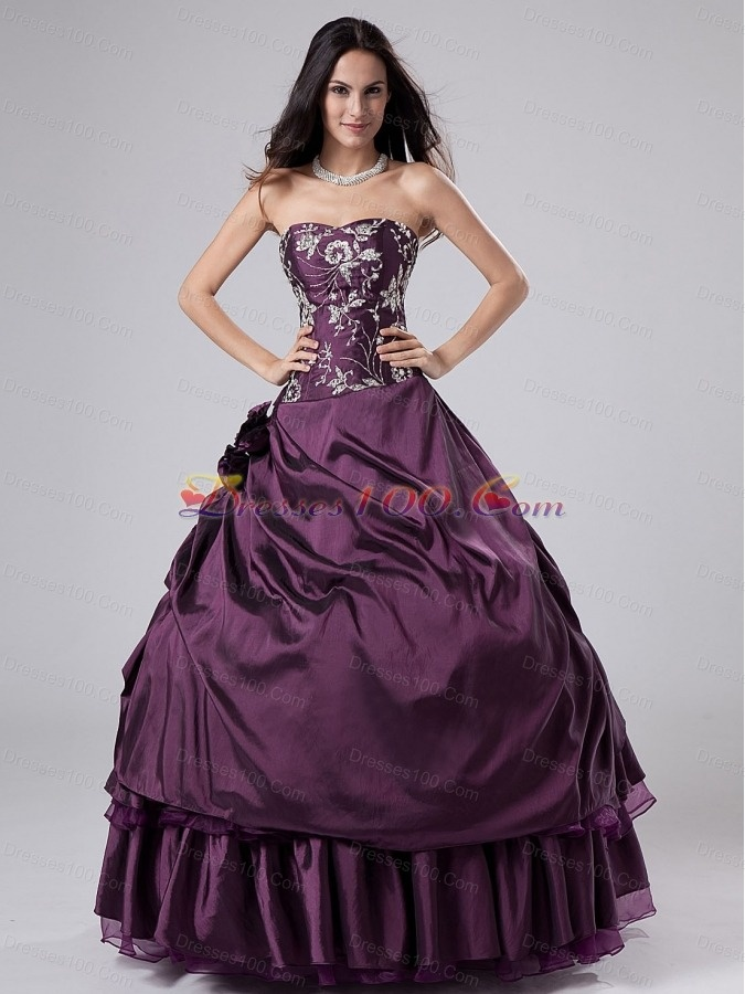 Wedding Dresses With Plum Accents 120