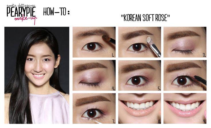 как красятся корейцы видео