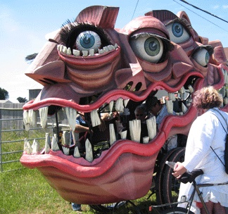 memorial day kinetic race